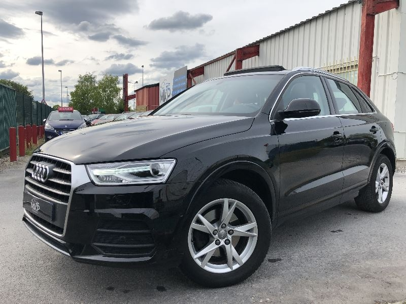 audi q3 1 4 tfsi 150ch cod ambition luxe s tronic 6 d. Black Bedroom Furniture Sets. Home Design Ideas