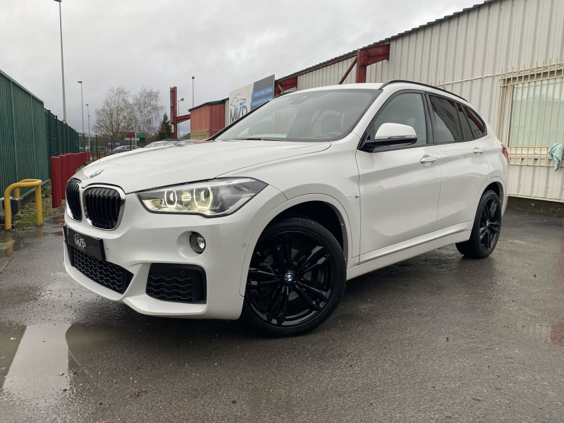 Photo 1 de l'offre de BMW X1 (F48) SDRIVE18DA 150CH M SPORT à 27990€ chez MKP Distribution
