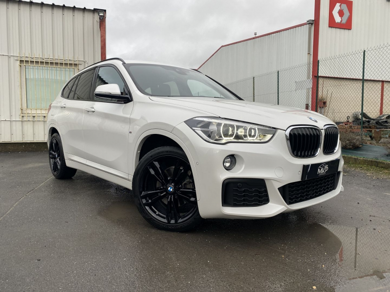 Photo 3 de l'offre de BMW X1 (F48) SDRIVE18DA 150CH M SPORT à 27990€ chez MKP Distribution